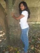 Mail Order Bride Maria - with tree
